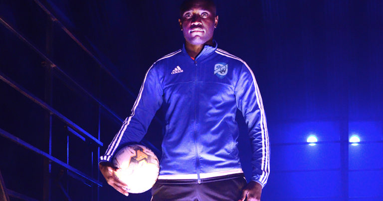 FC Minneapolis Confirms Ugandan Right Winger Ian Sendi as Club's First Player Manager!