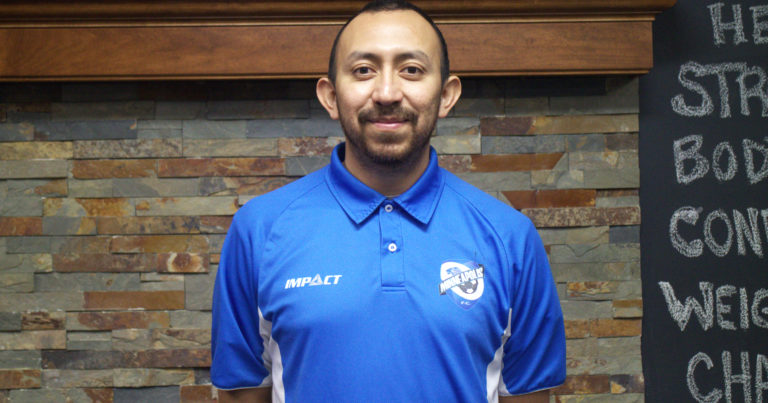 FC Minneapolis confirms Alan Ruben Goroztieta Morantes as club's new Physical Conditioning Coach.
